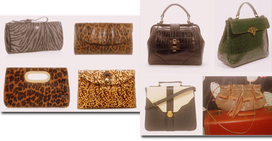 bolsos leopardo y doctor-bag