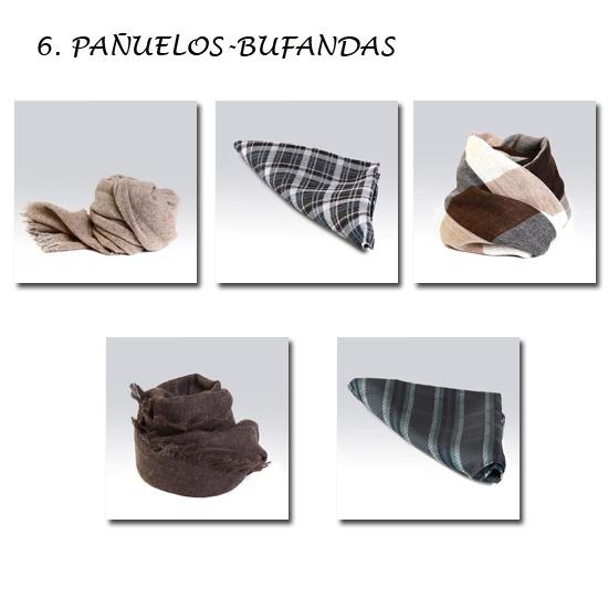 pañuelos y bufandas Uterqüe