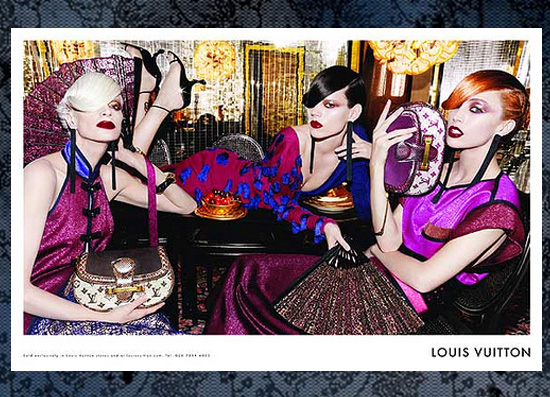 Louis Vuitton primavera verano 2011 moda