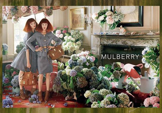 Mulberry primavera verano 2011