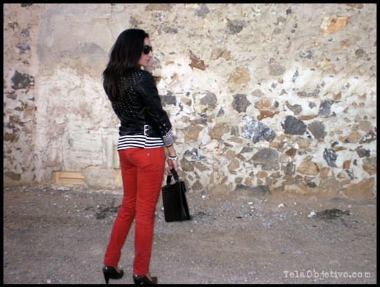Look Rockero Mujer