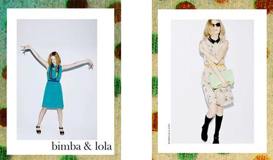 Coleccion Bimba y Lola 2011 Primavera Verano