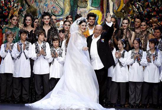 vestidos de novia francis montesinos