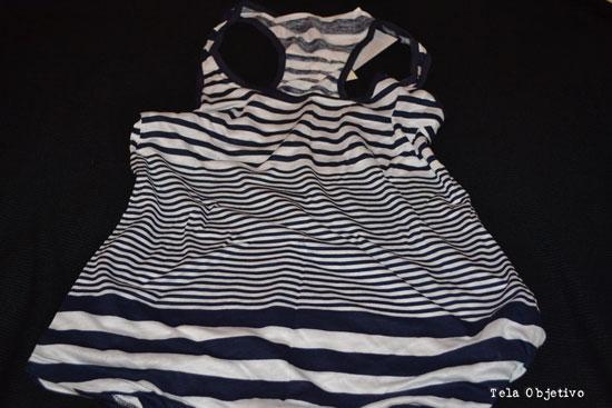 camiseta marinera stradivarius