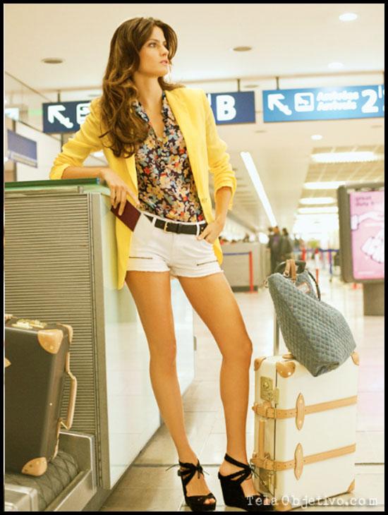 blazer amarillo