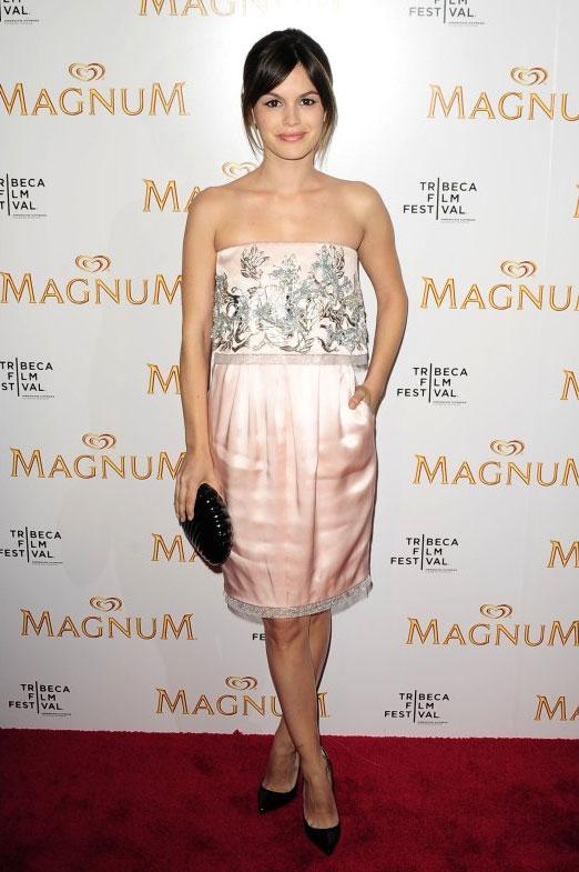 Rachel Bilson en el Festival de Cine Tribeca
