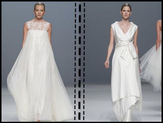 vestidos de novia 2012