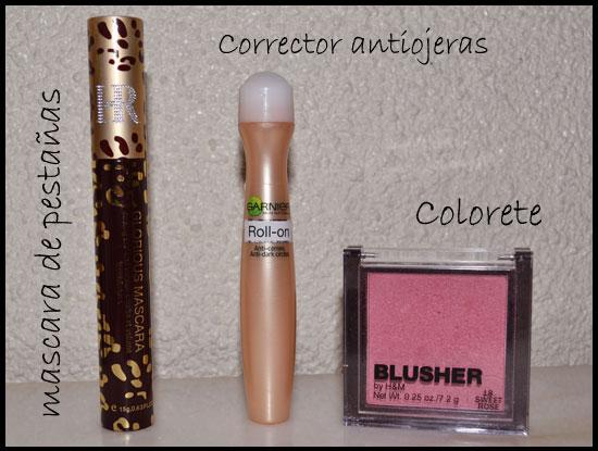 productos de cosmética