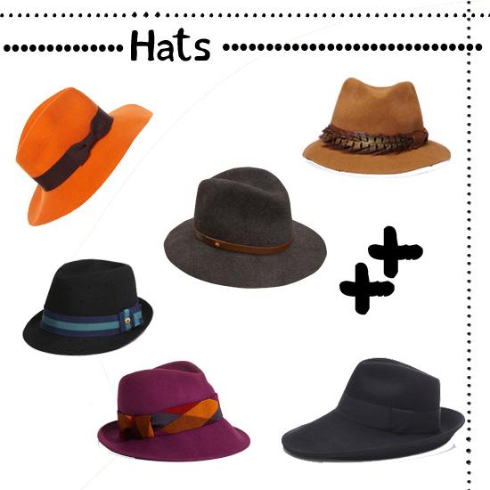 sombreros borsalinos