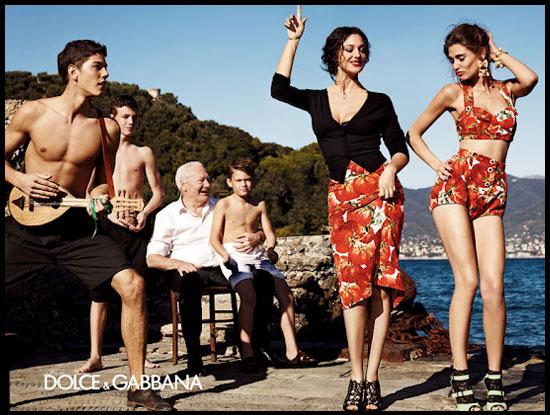 campaña primavera verano dolce&gabbana