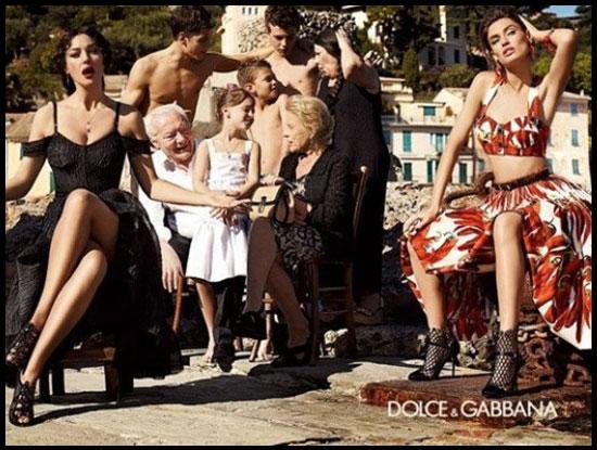dolce&gabbana primavera 2012