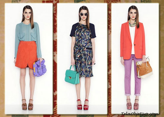 lookbook bimba y lola 2012