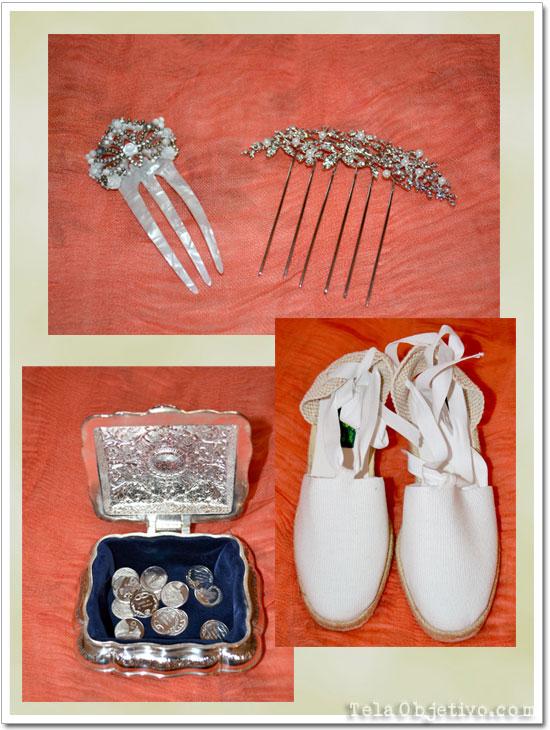 accesorios para novia
