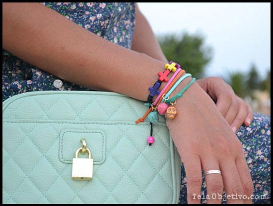 accesorios pulseras