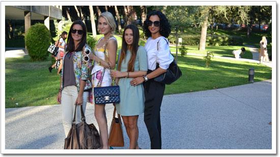 compañeras bloggers