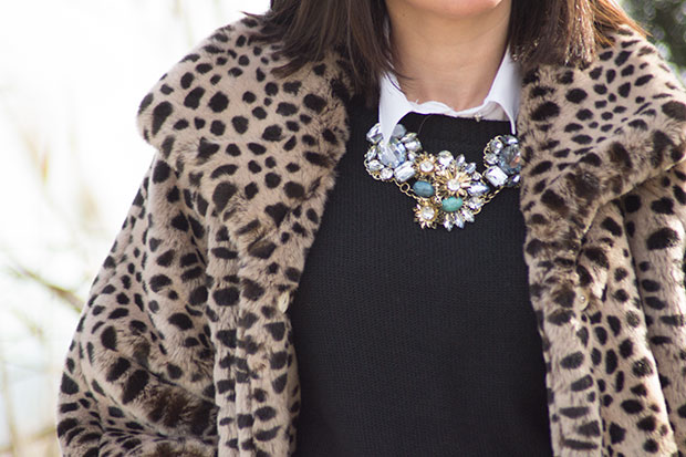 look collar joya