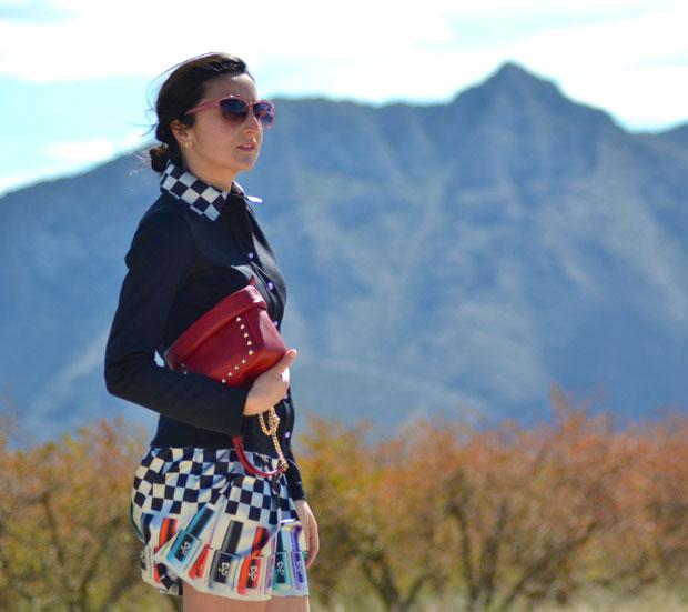 vestido camisero Pilar Vidal