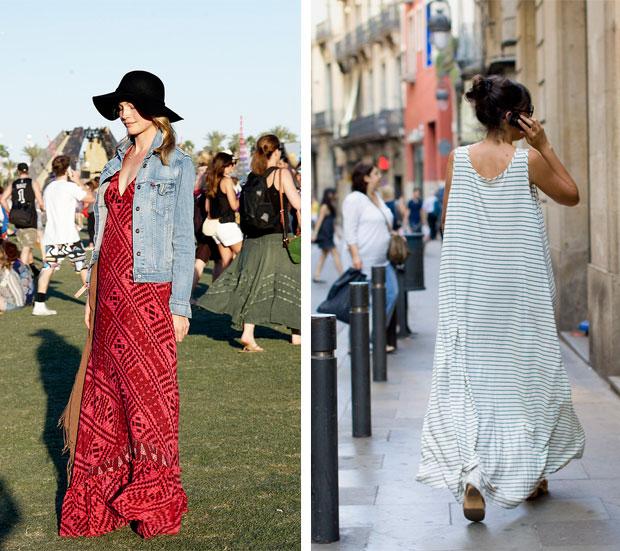 Inspiration Dose 5 Vestidos Largos En Verano Telaobjetivo
