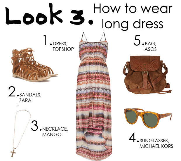 Como Combinar Tu Vestido Largo Telaobjetivo