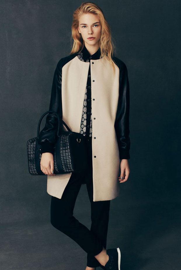 abrigo primark otoño/invierno
