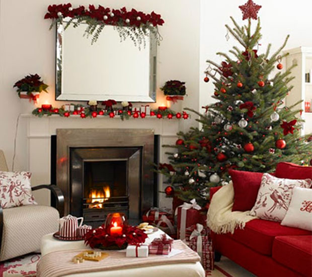 salon de navidad