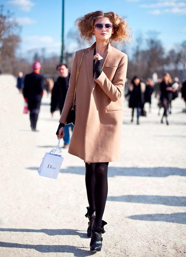 look en la semana de la moda