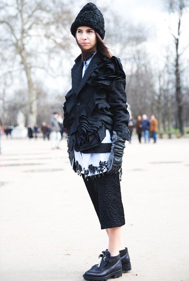street style semana de la moda