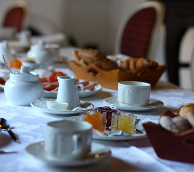 desayunos en el capricho de la portuguesa