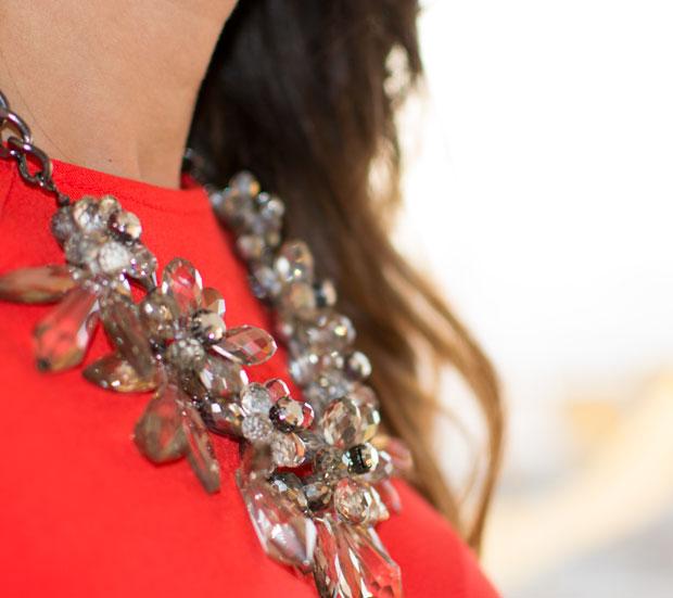 necklace zara