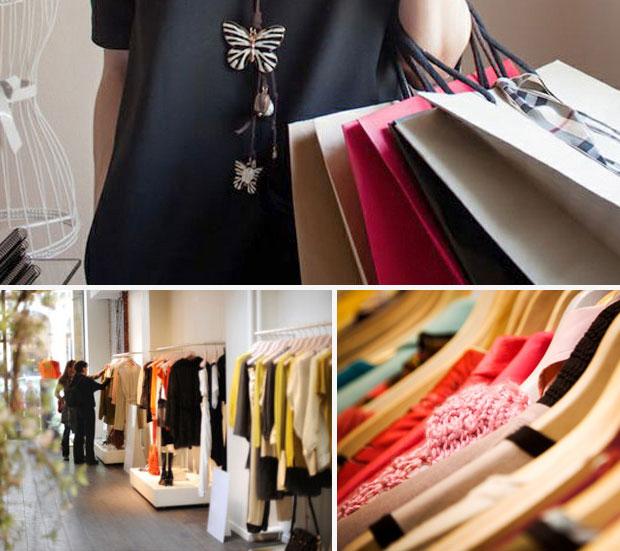 Personal shopper moda