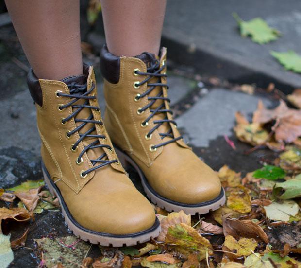 botas mustang otoño 2014