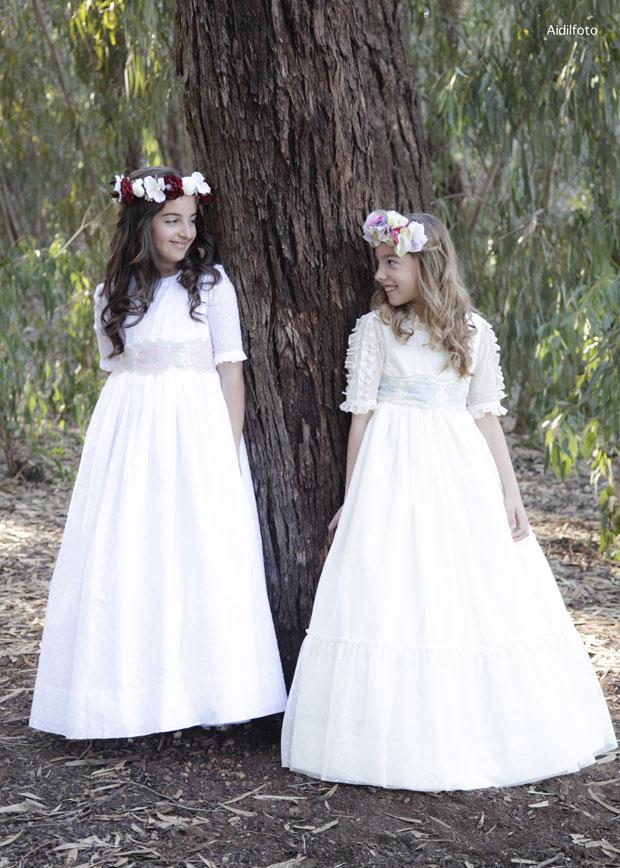 vestido de comunión niña 2015