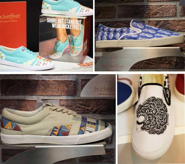 sneakers bucketfeet