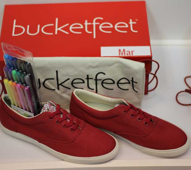 zapatillas concurso bucketfeet