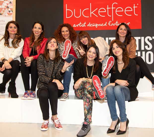 zapatillas bucketfeet