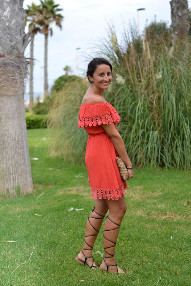 vestido rojo 2