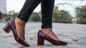zapatos de charol Maria Mare
